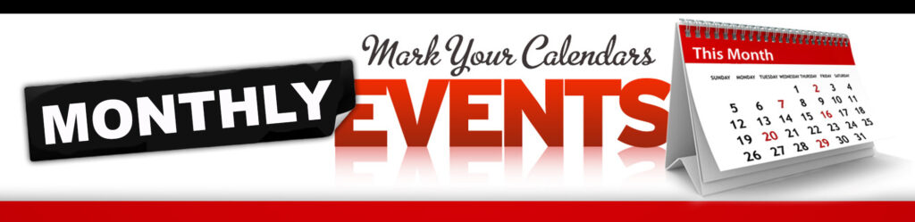 monthly events logo